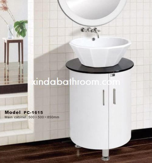 wash bowl vanity units PC-1615