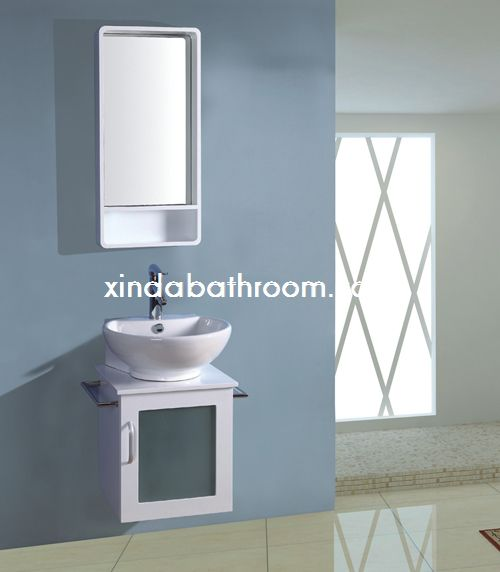 small mirrored cabinet PC-1633