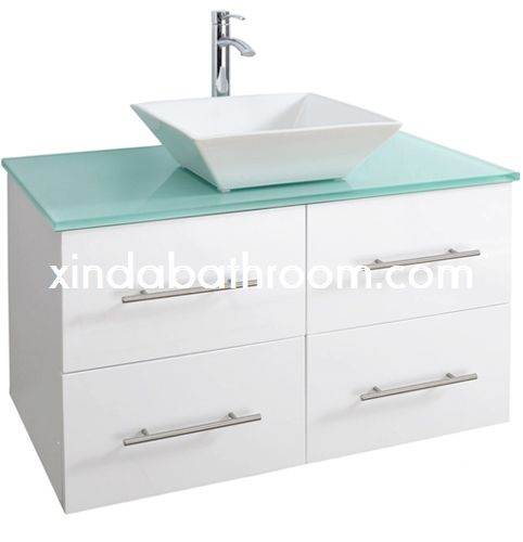 36 inch bathroom vanity white 1811