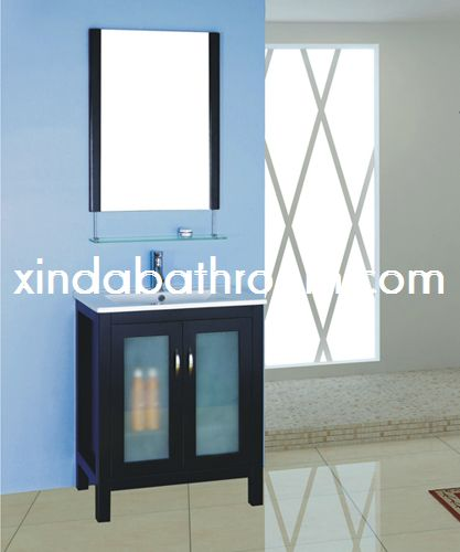 solid wood bathroom vanity units 1813