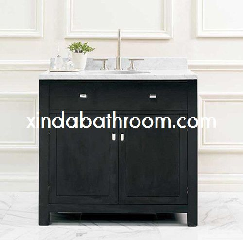 wooden bathroom sink cabinets 1840