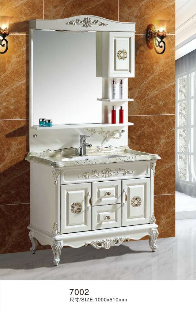 good quality pvc bathroom cabinets